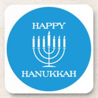 Coaster - Hanukkah Menorah