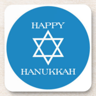 Coaster - Hanukkah Star of David