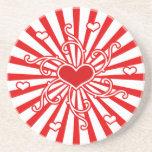 Coaster   Hearts