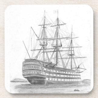 Coaster - HMS Victory