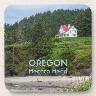 Coaster: House At Hecata Head (Plastic) Coaster
