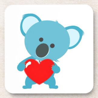 Coaster in Liege reason Koala and its heart