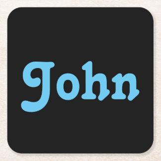 Coaster John