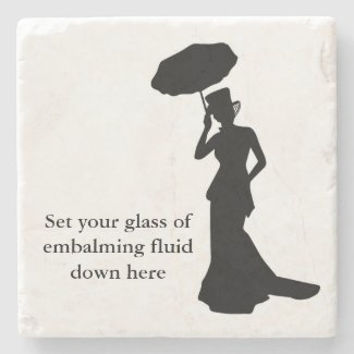 Coaster, Lady of Ashes Stone Coaster