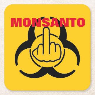 Coaster Monsanto Bio Hazard Flip