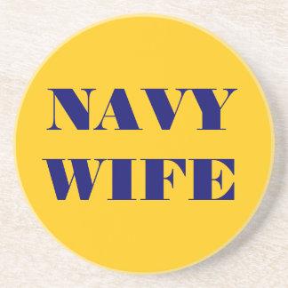 Coaster Navy Wife