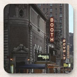 Coaster New York City theatres theaters Manhattan