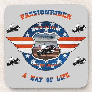 Coaster PassionRider cork