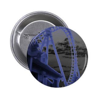 Coaster Pinback Button