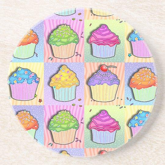 Coaster - POP ART CUPCAKES