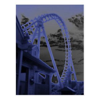 Coaster Postcard