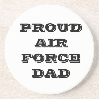 Coaster Proud Air Force Dad