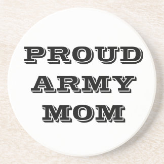 Coaster Proud Army Mom