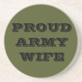 Coaster Proud Army Wife