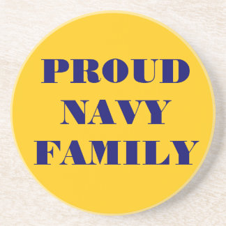 Coaster Proud Navy Family