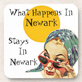 Coaster Retro Secret What Happens In Newark Stays