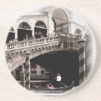 Coaster - Rialto Bridge Sepia
