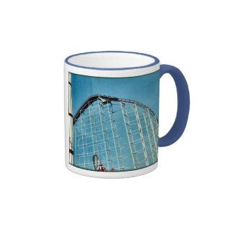 Coaster Ride Ringer Coffee Mug