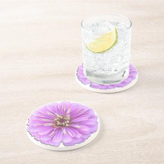 Coaster - Sandstone - Lilac Zinnia