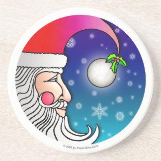 Coaster - Santa Moon