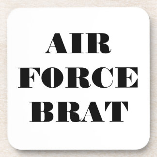 Coaster Set Air Force Brat