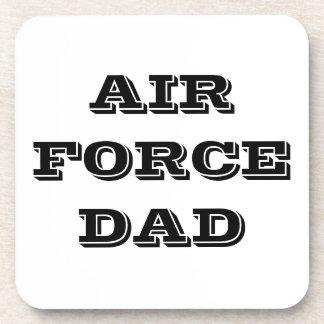 Coaster Set Air Force Dad