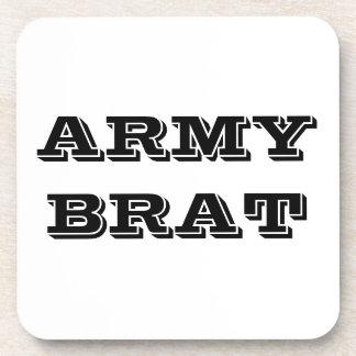 Coaster Set Army Brat