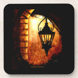 Coaster Set - The Lamp