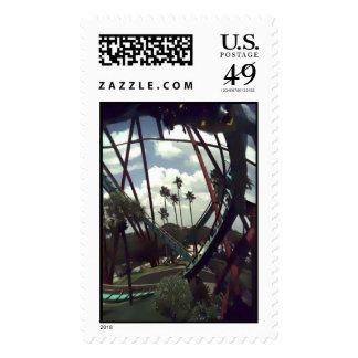Coaster Stamp 1