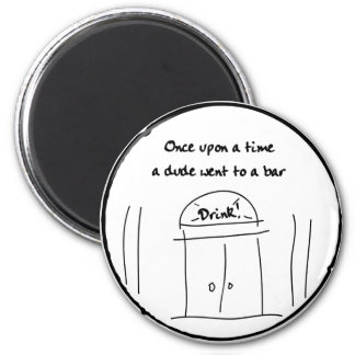 Coaster Tale 1 2 Inch Round Magnet