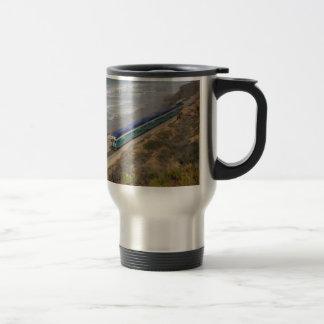 Coaster Travel Mug