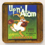 Coaster - Up n Atom Carrots