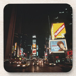 Coaster Vintage New York City Nights Times Square