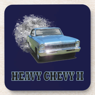 Coaster With Chevy II Drag Racing Design