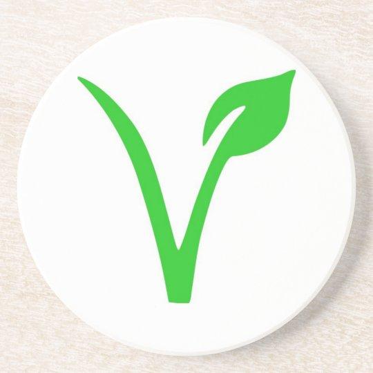 Coaster Your Vegan