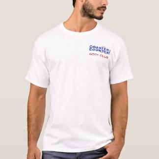 CoasterCounter.com 600+ Club T-Shirt
