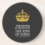 [Crown]  jesus  the king  of kings   [Crown]  jesus  the king  of kings  Coasters