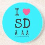 i [Love heart]  sd    i [Love heart]  sd    Coasters
