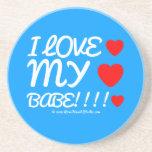 i love [Love heart]  my [Love heart]  babe!!!! [Love heart]  i love [Love heart]  my [Love heart]  babe!!!! [Love heart]  Coasters