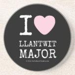 i [Love heart]  llantwit major i [Love heart]  llantwit major Coasters