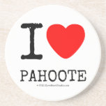 i [Love heart]  pahoote i [Love heart]  pahoote Coasters