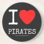 i [Love heart]  pirates i [Love heart]  pirates Coasters
