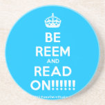 [Crown] be reem and read on!!!!!!  Coasters