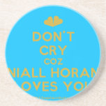 [Two hearts] don't cry coz niall horan loves you  Coasters