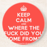 [Crown] keep calm and where the fuck did you come from?!  Coasters
