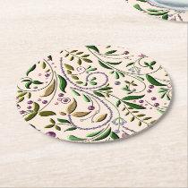 Coasters - Board - Tuscan Flavor