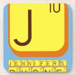 J JENNIFER'S PHONE  Coasters (Cork)