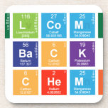 welcome  back love chemistry  Coasters (Cork)