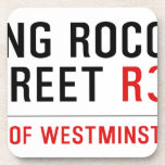 king Rocchi Street  Coasters (Cork)