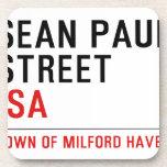 Sean paul STREET   Coasters (Cork)